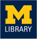 University of Michigan Library logo